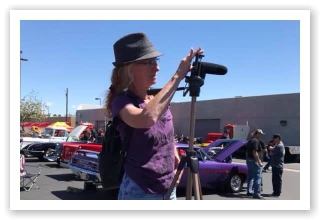 Sheryl Car Show Video